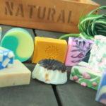 アロマテラピー&手作り石けん教室precious oneの手作り石鹸写真