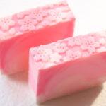 precious oneアロマ工房シェアソープ季節の石鹸桜石けん