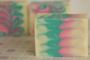 アロマ工房シェアソープデザイン石鹸写真